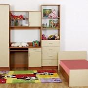 Детская комната Веселка Ратан Ольха