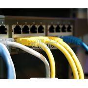 Медный кабель (витая пара) фото