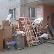 Вывоз мебели. Вывезти старую мебель. фото