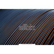 Провод электрический изолированный фото