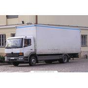Мониторинг движения грузов фото