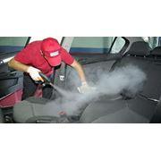 Химическая чистка салона автомобиля фото