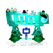 Angry Birds Srar Wors боевая машина АТ-АТ фото