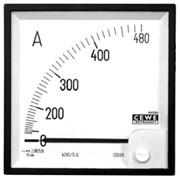 Шкала амперметра на din-рейку 0-500а SCHN_16040