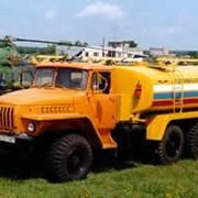 Аэродромный топливозаправщик ТЗА 10-4320 фото