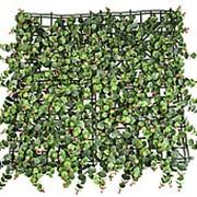 Трава искусственная MZCGZ-06122 с красными ягодами фото