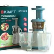 Соковыжималка Kraft KF-SJ-100 кремовая фото