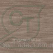 Матовая пленка ПВХ для МДФ фасадов Штрокс темный фото