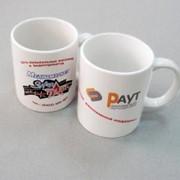 Нанесение логотипа на сувенирную продукцию фото