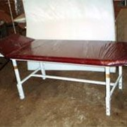 Стол массажный стационарный с регулируемой высотой фото