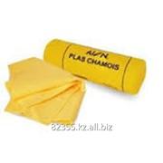Замша искусственная большая Aion Plas Chamois, Желтая, Супервлаговпитывающая, арт.25251889 фото