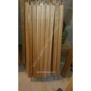 Деревянная балясина фото