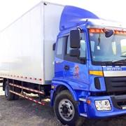 Фургон FOTON Auman грузоподъемность 10-15 т, Фургоны с гарантией. фото