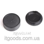 Крышка камеры + задняя крышка объектива Leica M LM 2401 фото