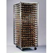 Тележка для кондитерских изделий, оборудование для пекарен. фото