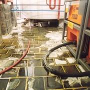 Плитка кислотоупорная из плавленного базальта фото