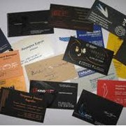 Изготовление визиток, удостоверений, дипломов. Издательство ПАЛИТРА фото