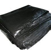 Пакет для мусора ПВД 120л стандарт (70см/110см) фото