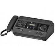 Факсимильный аппарат Panasonic KX-FT504RU-B фото