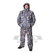 Костюм зимний Буран-М, куртка с п/комб., тк. мембранная, цвета различные фото