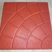 Резиновая плитка фото