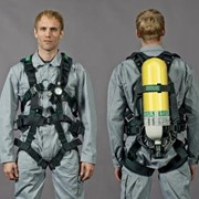 MSA «alphaFP» - Страховочная привязь для работы в комплекте с дыхательным аппаратом фото