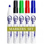 Маркеры в наборе для белых досок forpus whiteboard, 4 цвета FO70500 фото