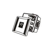 Коробка распаячная для открытого монтажа фото