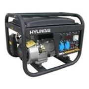 Бензиновый генератор Hyundai HY2500L фото