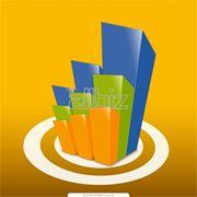Проведение анализа и исследований предприятий и рынков фото