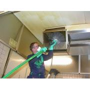 Очистка вентиляции в жилых домах фото