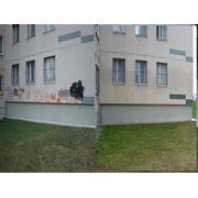 Защита поверхностей от граффити фото