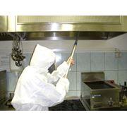 Очистка кухонных систем вентиляции фото