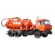 Илососная машина КО-507АМ на шасси КамАЗ-65115-1071-62 фото