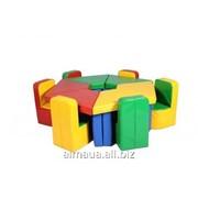 Набор детский игровой Круглый стол АЛ 238 фото