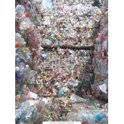 Переработка отходов из пленки и пластмасс фото