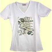 Печать на футболках методом сублимации фото