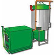 Поставка газовых отопительных водогрейных котлов с автоматическим блоком регулирования газовой горелки и поддержания температурного режима котла. фото
