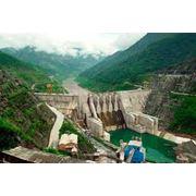 Строительство объектов гидроэнергетики фото