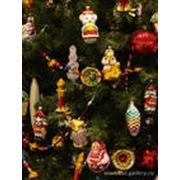 Доставка игрушек и украшений елочных фото