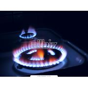 Подача природного газа фото