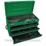 Ящик с инструментом 3 секции 82 ед. TOPTUL (GCAZ0016) фото