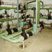 Монтаж и реконструкция систем теплоснабжения фото