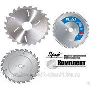 Пила дисковая с твердым сплавом 300х22-75Х3,4/2,2z18,(24,36,56,72) фото