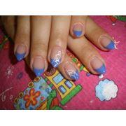 Наращивание ногтей Красноярск фото