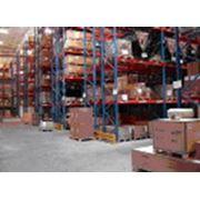 Напольное хранение грузов