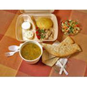 Доставка горячих обедов в офис фото