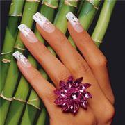 Наращивание и дизайн ногтей фото