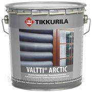Valti Arctic Валтти Арктик Tikkurila, перламутровая фасадная лазурь, 9л фото
