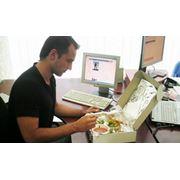 Сервисное обслуживание офисных обедов фото